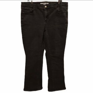 DKNY denim jeans soho boot cut